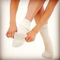 重ね履き靴下(4足セット)