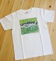 Tシャツ カヌー [白]