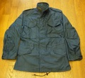 ALPHAのCOAT. COLD WEATHER MAN'S FIELD (M65)