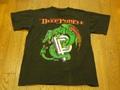 DEEP PURPLE ツアーTシャツ