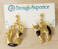 エヌ・ユー ピアス gold/Brough Superior(ブラフシューペリア)