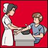 血液検査イラストketueki01