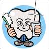 歯のイラストha03