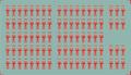 ●【通販限定】B1-902 3400形 / 3700形(3808~3868編成)妻面銘板