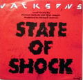 JACKSONS / STATE OF SHOCK 12""