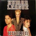 """HUMAN LEAGUE / HUMAN """"Extended Version"""""""