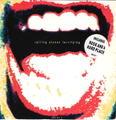 "The Rolling Stones / terrifying (7"" remix) England盤"