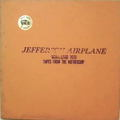JEFFERSON AIRPLANE / WINTERLAND 1970 TAPES FROM THE MOTHERSHIP ブルー・カラー・レコード