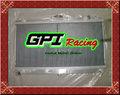 マツダ ロードスター 98-05 GPI  52mm オールアルミラジエター 2層