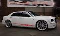 グラフィック デカール ステッカー 車体用 / クライスラー 300 300S / ニュー トライバル・ステッカー