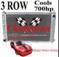 マスタング 97-04 3Row Champion アルミラジエター  CC2139
