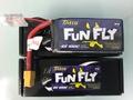 Tattu Funfly Series 1550mAh 14.8V 100C 4S1P Lipo Battery Pack