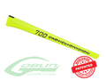 Carbon Fiber Tail Boom Yellow-Goblin700 Competition H0355-S