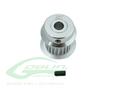H0501-23-S - Aluminum Motor Pulley 23T - Goblin 380