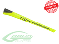 Carbon Fiber Tail Boom Yellow - Goblin 770 Competition [H0380-S]