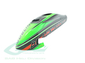 H0762-S - Canomod Airbrush Canopy Green Carbon - Goblin Black Nitro