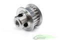 H0126-24-S - 24T motor pulley (for 8mm motor shaft)-Goblin 630/700/770