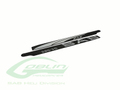 BL380-3DW - Black Line Carbon Fiber Main Blades 380mm