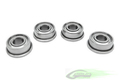 ABEC-5 Flanged bearing C3 x C7 x3 - Goblin 630/700/770 (4pcs) [HC402-S]