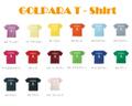 GOLPARA        オリジナルTシャツ
