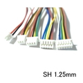 SH 1.25mm (3P/4P/5P/6P) Cable 14.5cm【d-1067】