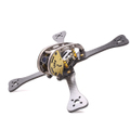 GEPRC GEP-LX5 Leopard Racing Quadcopter Kit (7075 Aluminium) - Golden
