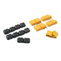 New XT60plus with Insulating End Cap (5set/bag)【r-1000】
