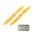 HQProp DD4X4.5Propeller - 2本 / Orange