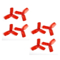 DYS 2x3 2030 Tri-blade Bullnose Propeller Set (4CW/ 4CCW)