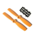 HQProp 5x4.5 Bullnose Propeller - 2本入り (Orange)【x-521】