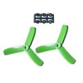 HQProp 4X4X3 Propeller - 2本 / Green【x-865】