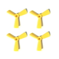 HQ-Prop 3045-3 DP Propeller YELLOW (2XCW, 2XCCW)【x-1210】