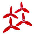 HQProp DP-3x4x3V1S-PC Light Red (2CW + 2CCW)