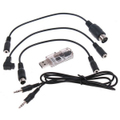 All-In-One USB Simulator Cable Set (FMS/XTR/AeroFly/Phonix/RealFlight)【c-721】