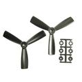 HQProp 4x4.5x3B Bullnose Propeller - (2 Pack - Nylon Glass Fiber)
