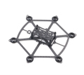 LANTIAN 150 Mini Brushed Racing Hexacopter Frame Kit Spider LT150