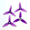 HQProp DP-3x4x3V1S-PC Light Purple (2CW + 2CCW)