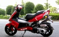 G-MAX220 エアシステム チタンソリッド First Rosso