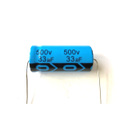チューブラコンデンサー500V/33uF