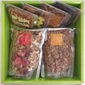 【ギフト・贈り物】ベリー・大麦はちみつのグラノーラとグラノーラバーギフトセット