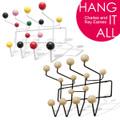 【送料無料】チャールズ&レイ・イームズ ハングイットオール Eames HANG IT ALL ML/NA【ランク1】新品・未使用品