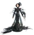 キャサリンコレクション 黒衣の魔女人形