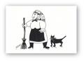 ポストカード「エヘン!」