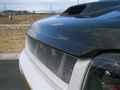 G-Styleシルバーカーボン・フードトップモール(ジムニーJB23)
