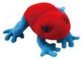 赤ガエル(マグネット入り)ぬいぐるみ