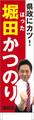 12)選挙立て看板【アルミ額縁付き】1台