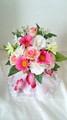 【プリンセス♡ブーケ】花の輪