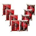 四川龍黒辛麻婆豆腐、広東龍赤辛麻婆豆腐 お得な組合せ8個セット(各4個)
