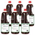 ヤマミ黒酢ソース 香酢入 2㎏ × 6本セット 四種類の黒酢と天然のうま味たっぷりのたまり醤油で造った黒酢ソース