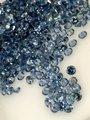 ダイヤカット7×4 ロイヤルブルー キュービックジルコニア